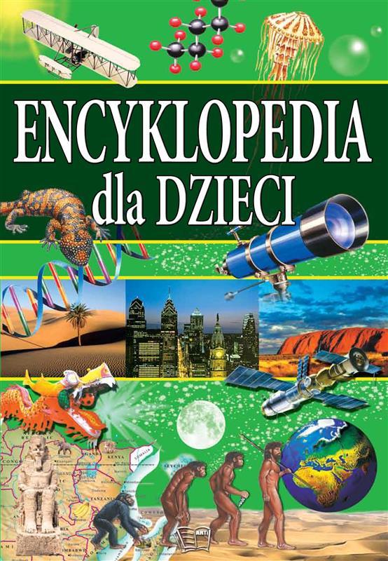 ENCYKLOPEDIA DLA DZIECI /868 str/