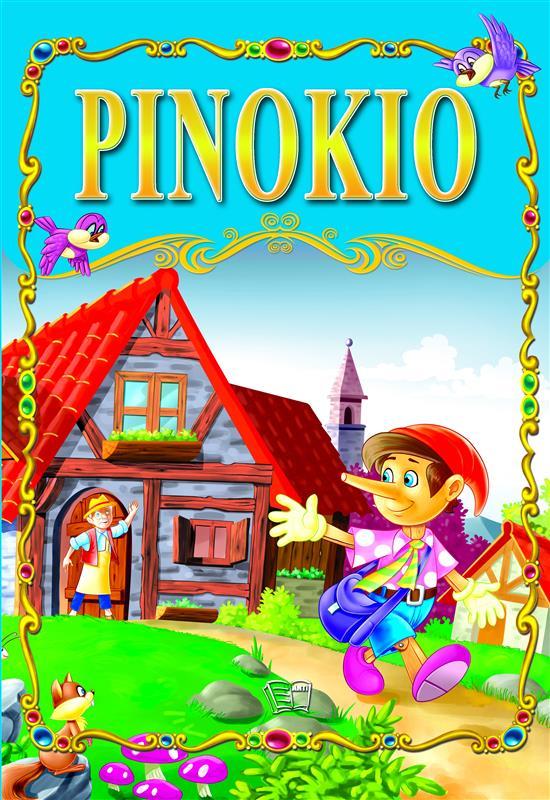 PINOKIO /36 str./ oprawa twarda