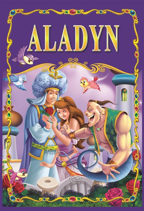 ALADYN /36 str./ oprawa twarda