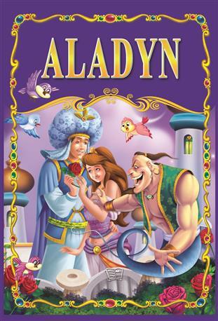 ALADYN /36 str./ oprawa twarda-60