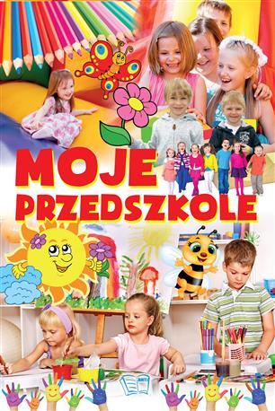 MOJE PRZEDSZKOLE /80 str./-322