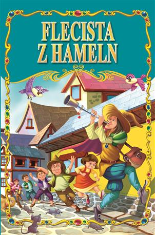 FLECISTA Z HAMELN /36 str./ oprawa twarda-71