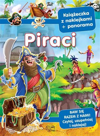 PANORAMY Z NAKLEJKAMI-PIRACI-388