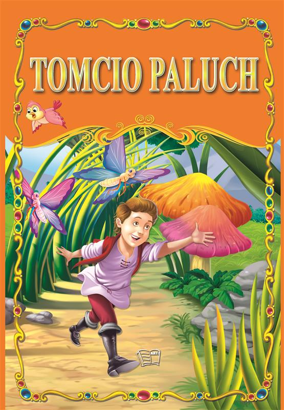 TOMCIO PALUCH /36 str./ oprawa miękka