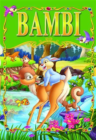 BAMBI /36 str./ opr.miękka-246