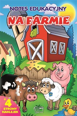 NOTESY EDUKACYJNE-NA FARMIE-376