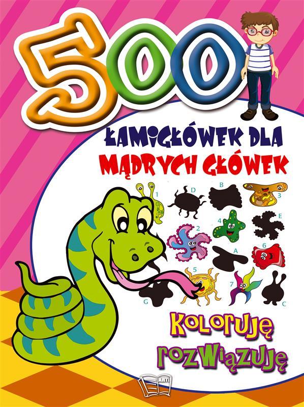 500 ŁAMIGŁÓWEK-ROZWIĄZUJĘ