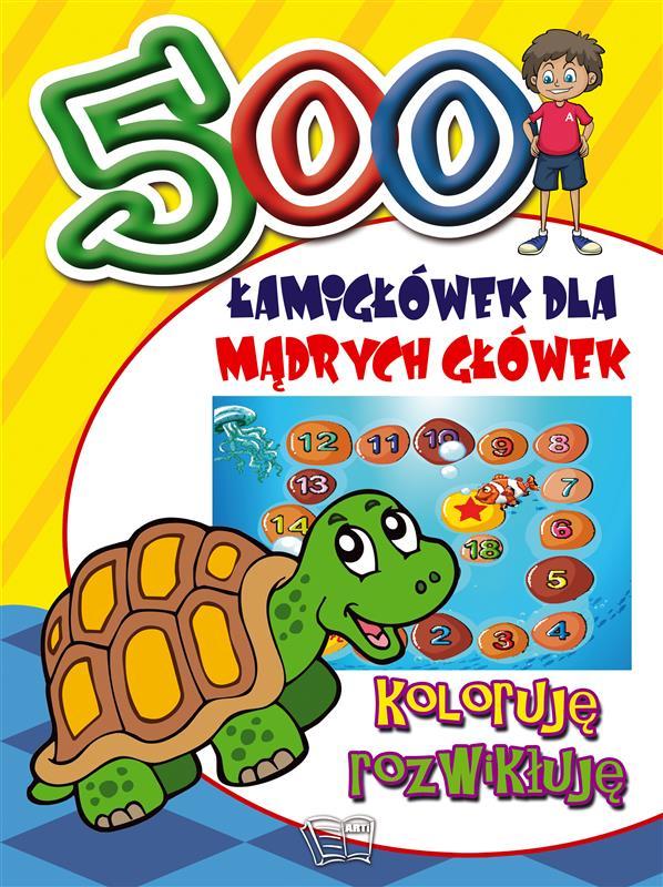 500 ŁAMIGŁÓWEK-ROZWIKŁUJĘ