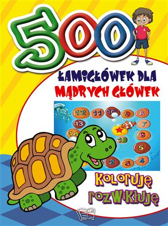 500 ŁAMIGŁÓWEK-ROZWIKŁUJĘ-42
