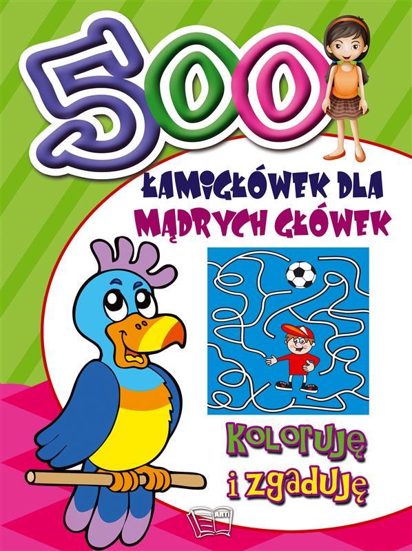 500 ŁAMIGŁÓWEK-ZGADUJĘ
