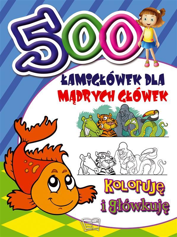 500 ŁAMIGŁÓWEK-GŁÓWKUJĘ