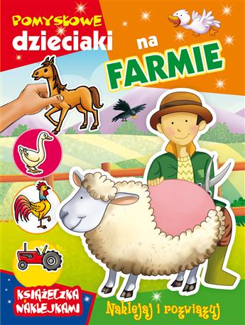POMYSŁOWE DZIECIAKI- NA FARMIE-339