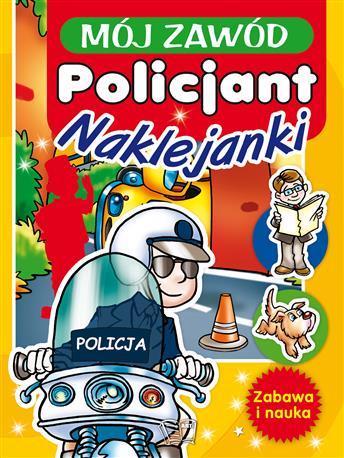 MÓJ ZAWÓD - POLICJANT-333