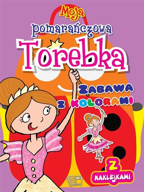 MOJA POMARAŃCZOWA TOREBKA-330