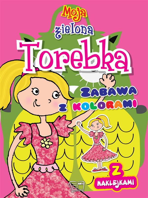 MOJA ZIELONA TOREBKA-331