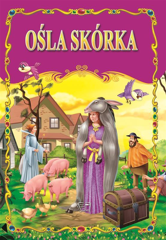 OŚLA SKÓRKA /36 str./ oprawa twarda