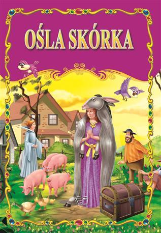 OŚLA SKÓRKA /36 str./ oprawa twarda-286