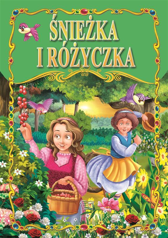 ŚNIEŻKA I RÓŻYCZKA /36 str./ oprawa twarda
