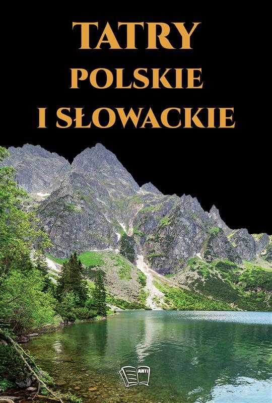 TATRY POLSKIE I SŁOWACKIE / CZARNA 144 str. /-290