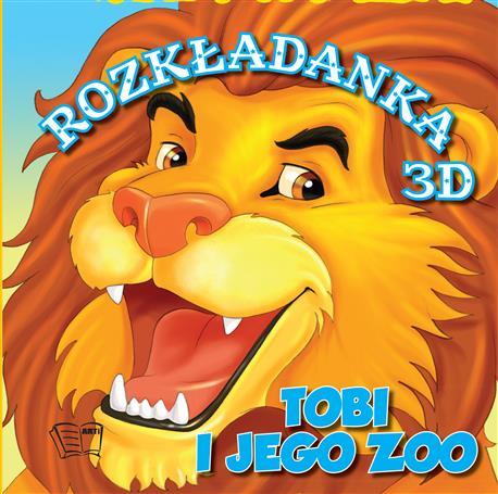 ROZKŁADANKI - Tobi i jego Zoo-414