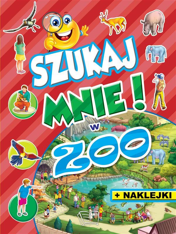 SZUKAJ MNIE - w zoo