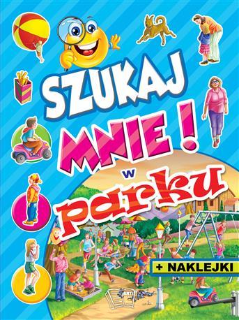 SZUKAJ MNIE - w parku-355