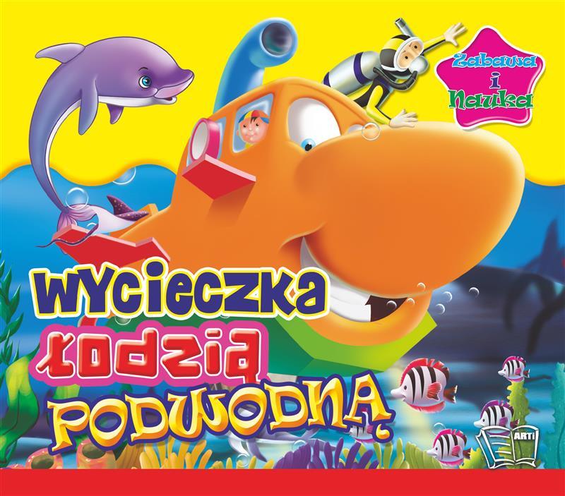 ZABAWA I NAUKA-Wycieczka łodzią podwodną-235