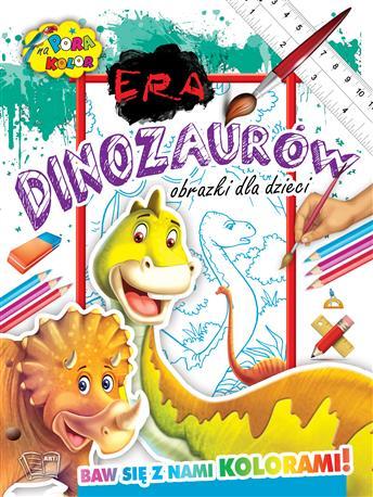 PORA NA KOLOR-Era dinozaurów-50