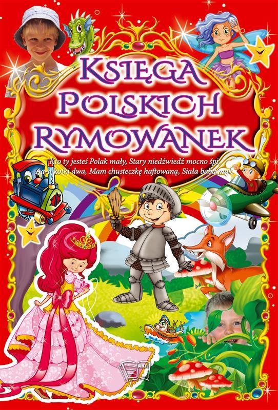 KSIĘGA POLSKICH RYMOWANEK