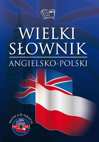 WIELKI SŁOWNIK POLSKO-ANGIELSKI, ANGIELSKO-POLSKI-474