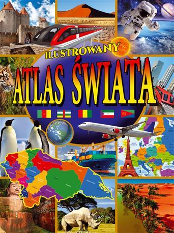 ILUSTROWANY ATLAS ŚWIATA-225