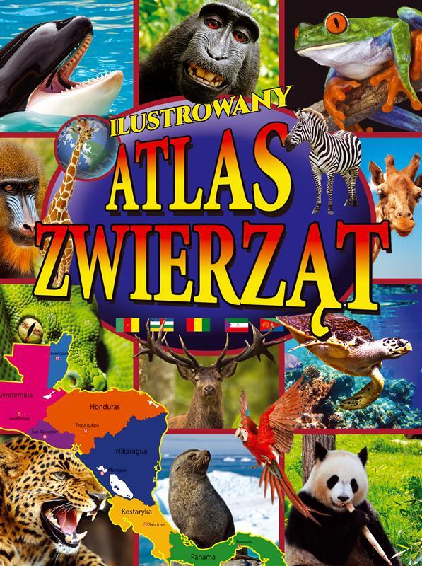 ILUSTROWANY ATLAS ZWIERZĄT-226