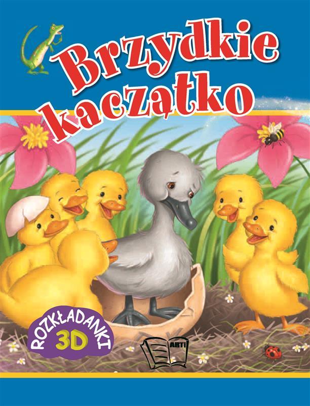 ROZKŁADANKI - BRZYDKIE KACZĄTKO 16 str.