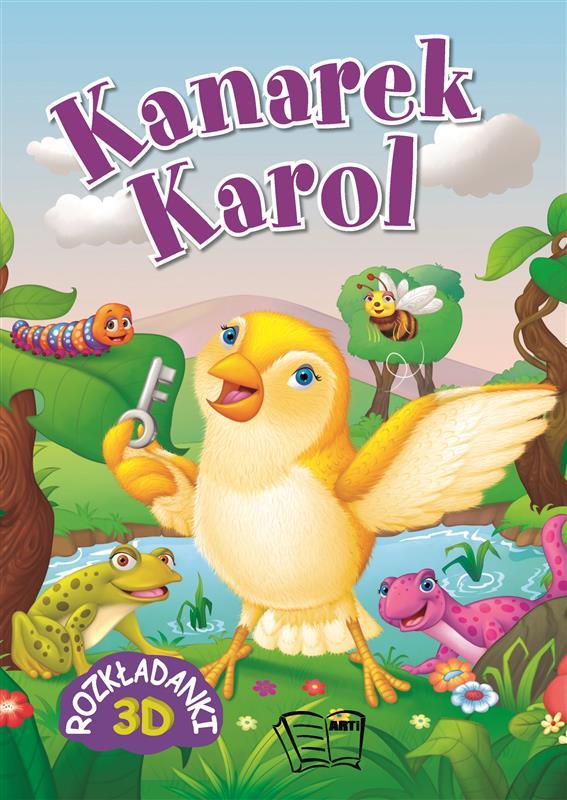ROZKŁADANKI - KANAREK KAROL 16 str.