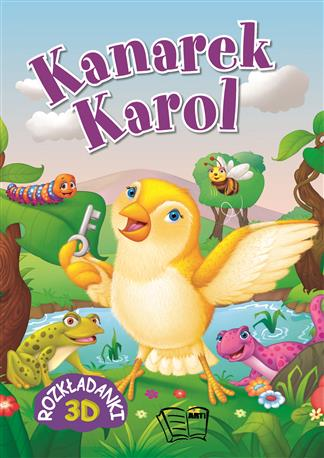 ROZKŁADANKI - KANAREK KAROL 16 str.-420
