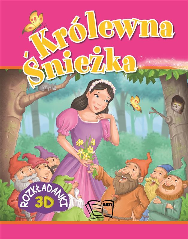 ROZKŁADANKI - KRÓLEWNA ŚNIEŻKA 16 str.
