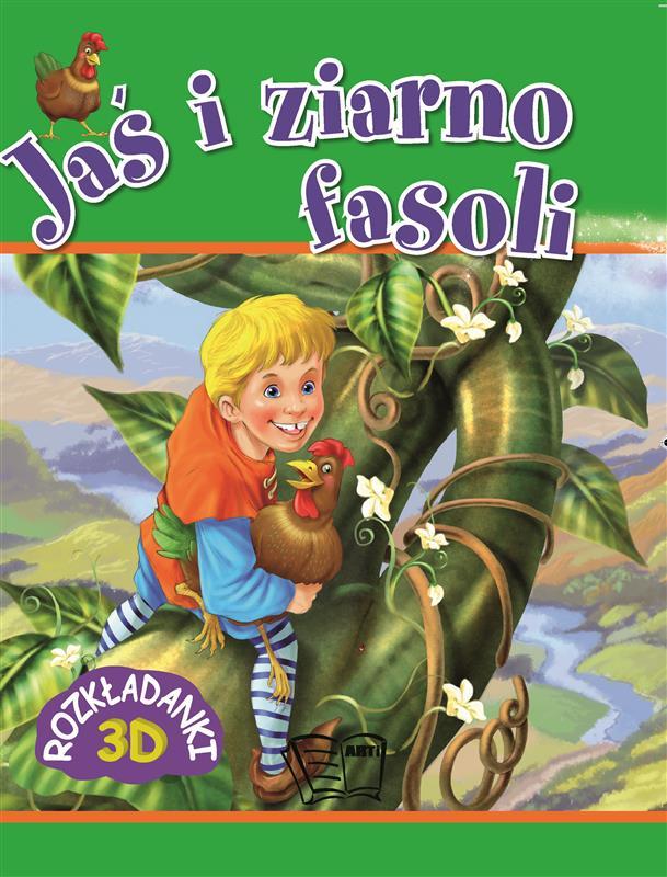 ROZKŁADANKI - JAŚ I ZIARNO FASOLI 16 str.