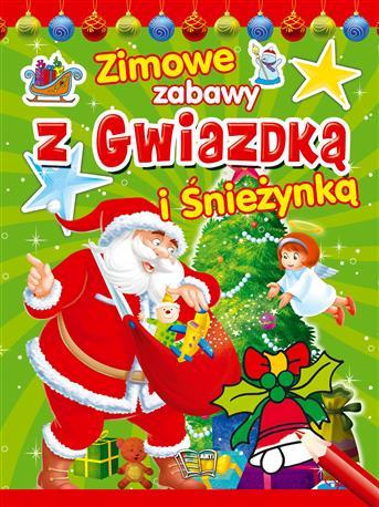 Zimowe zabawy z Gwiazdka i Śnieżynką-402