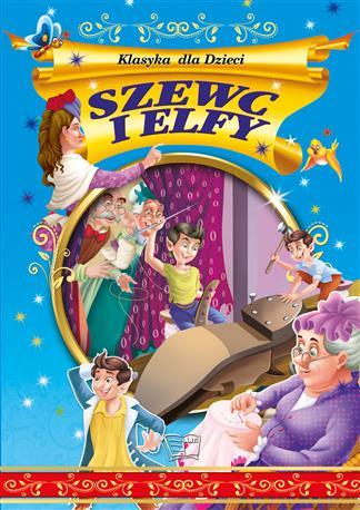 SZEWC I ELFY /36 str./ oprawa miękka-160