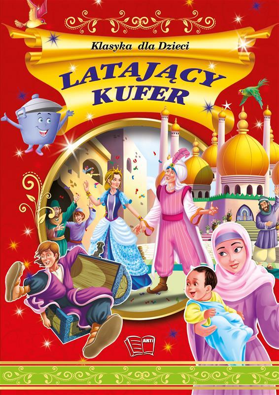 LATAJĄCY KUFER /36 str./ oprawa miękka
