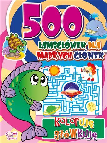 500 ŁAMIGŁÓWEK-GŁÓWKUJĘ-267