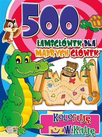 500 ŁAMIGŁÓWEK-ROZWIKŁUJĘ-269
